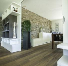 Boden und Möbel